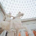 Brittish museum — Stock Photo