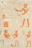 Pedra egípcia — Foto Stock