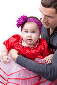 Father and daughther — Stockfoto