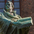 Statue of Martin Luther in downtown Berlin — Stock Photo #10694365