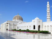 Al Qubrah Mosque in Muscat Oman — Stockfoto