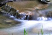 Water of silk — Stock Photo