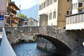 The Roman Bridge — Foto de Stock