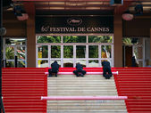 The Cannes International Film Festival — Stock Photo