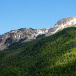 Stock Photo: Peaks Above Treeline