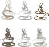 кофе — Cтоковый вектор