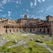 Rome and the Roman Forum — Stock Photo