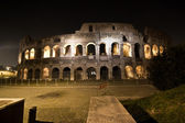 Rome,the coliseum — Stock Photo