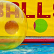 Water balls — Stock Photo #10541204