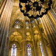 Stock Photo: Inside of EuropeCathedral
