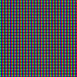 Seamless macro of LCD pixels — Stock Photo #10681433