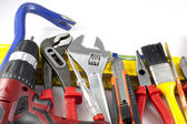 Tools do it yourself — Stock Photo