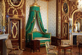 Luxury interior in Warsaw Castle — Stock Photo