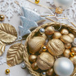 Xmas composition — Stock Photo