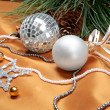 Christmas details — Stock Photo #10709227