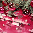Christmas elements — Stock Photo #10709248