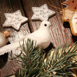 Part of a christmas — Stock Photo #10709254