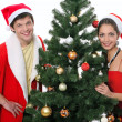 Christmas — Stock Photo #10709286