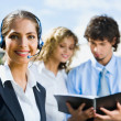 Working together — Stock Photo #10709368