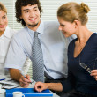 Group of professional — Stock Photo