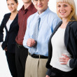 Stock Photo: Business entrepreneurs