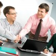 Business meeting — Stock Photo #10710112
