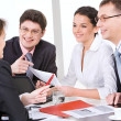 Business meeting — Stock Photo #10710783