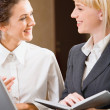 Two business women — Stock Photo #10711342