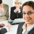Smart business woman — Stock Photo #10712003
