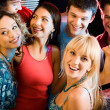 Evening-party — Stock Photo #10712590