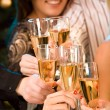Royalty-Free Stock Photo: Cheers