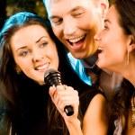 Singers — Stock Photo #10712723