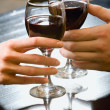 Two glasses — Stock Photo #10713079