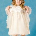 Pretty angel — Stock Photo