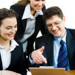 Business cooperation — Stock Photo