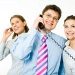 Calling — Stock Photo