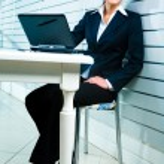 Business woman — Stock Photo #10713627