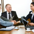 Business consensus — Stock Photo #10714099