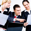 Business consulting — Stock Photo