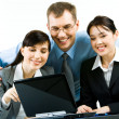 Business team — Stock Photo #10714311