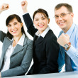 Strong company - Foto Stock