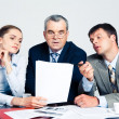 Business team — Stock Photo #10714364