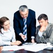 Business team — Stock Photo #10714367