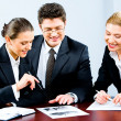 Business team — Stock Photo #10714931