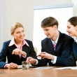 Business briefing — Stok Fotoğraf #10715386