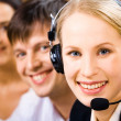 Stock Photo: Customer Support Representative