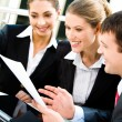 Business team — Stock Photo #10715821