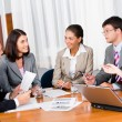Business briefing — Stok Fotoğraf #10716014