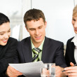 Business team — Stock Photo #10716207