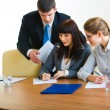 In the boardroom — Stock Photo #10716660